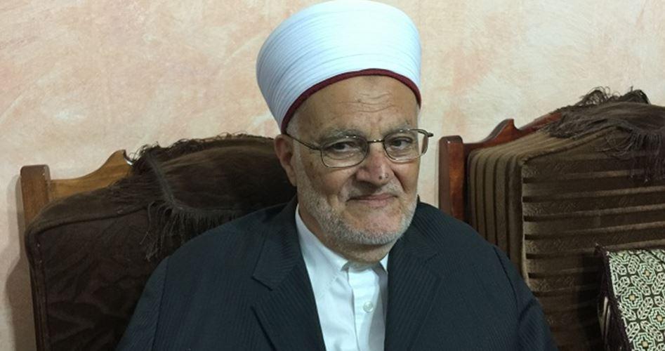 Sheikh Ekrema Sabri