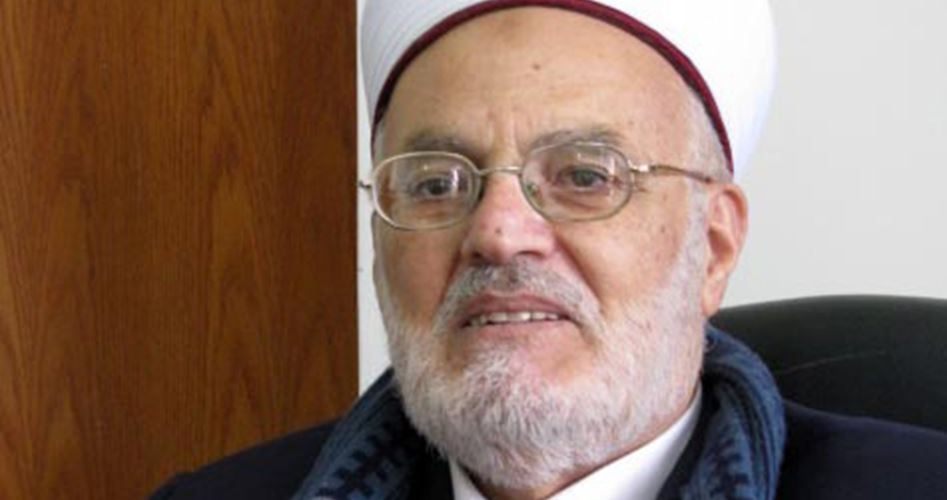 Sheikh Ekrima Sabri al-Aqsa