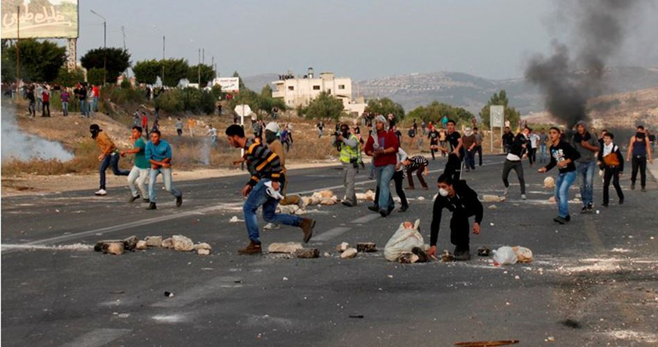 Shufat refugee camp clashes