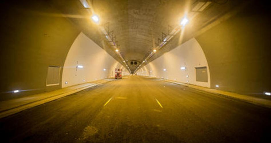 Tunnels illegal settlements