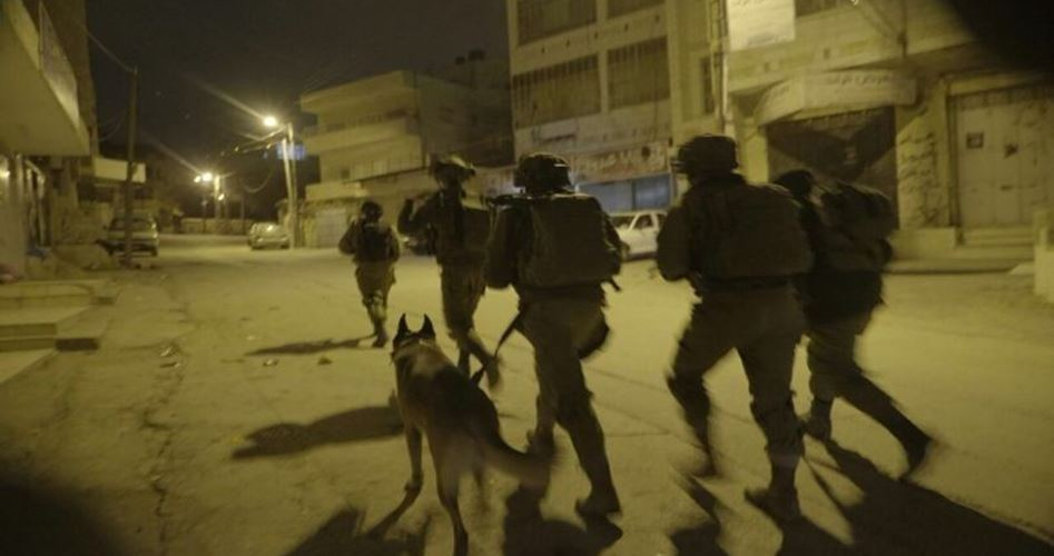 2 Pal's arrested Shin Bet