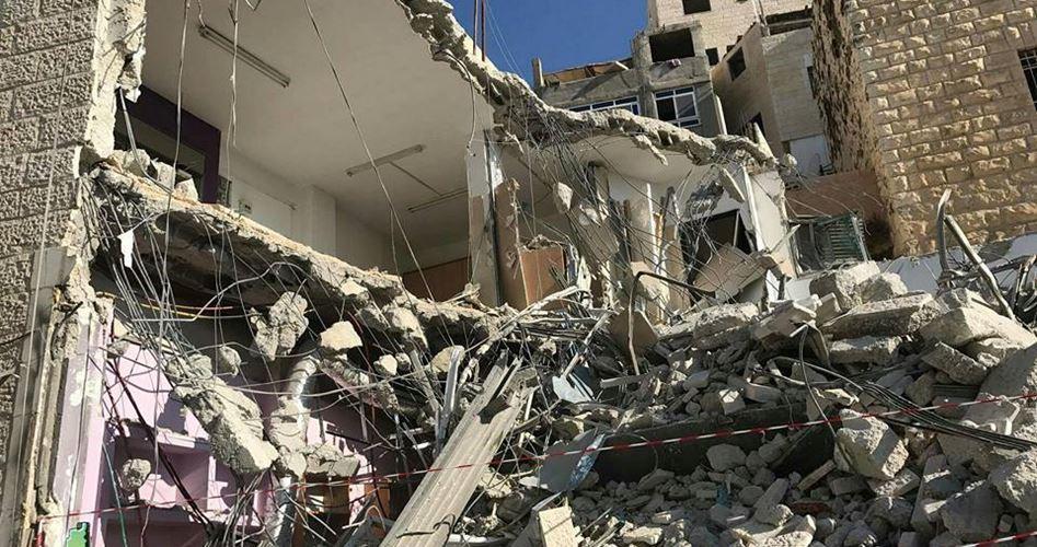 3 Homes demolished