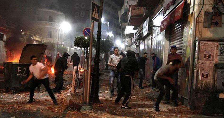 Clashes Azzun