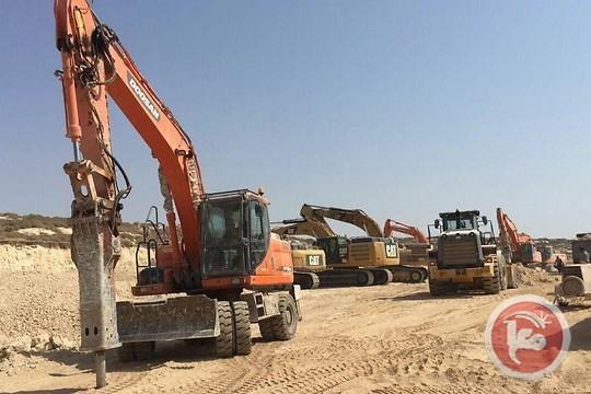 Demolished homes at Halaweh