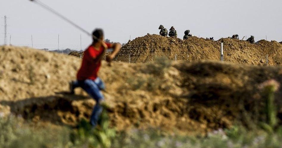 Gaza border calshes