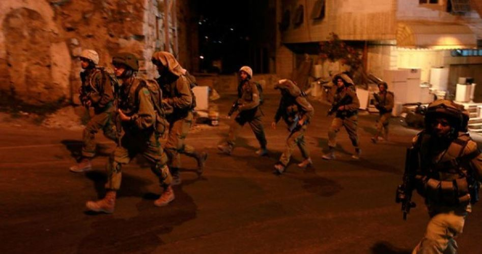 IOF stormed Ya'bad at dawn