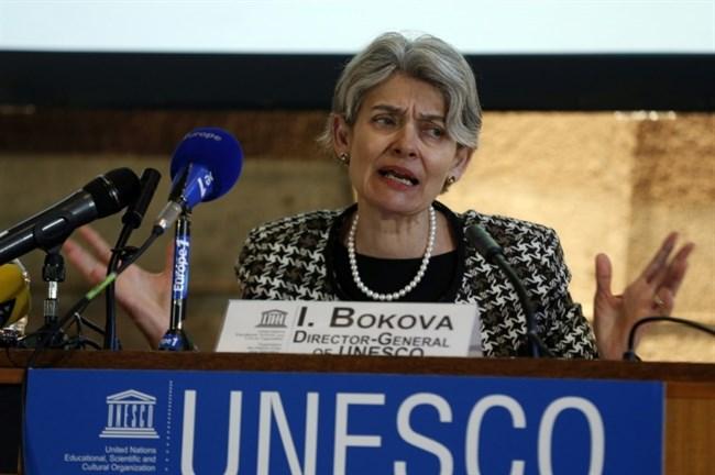 Irana Bokova UNESCO