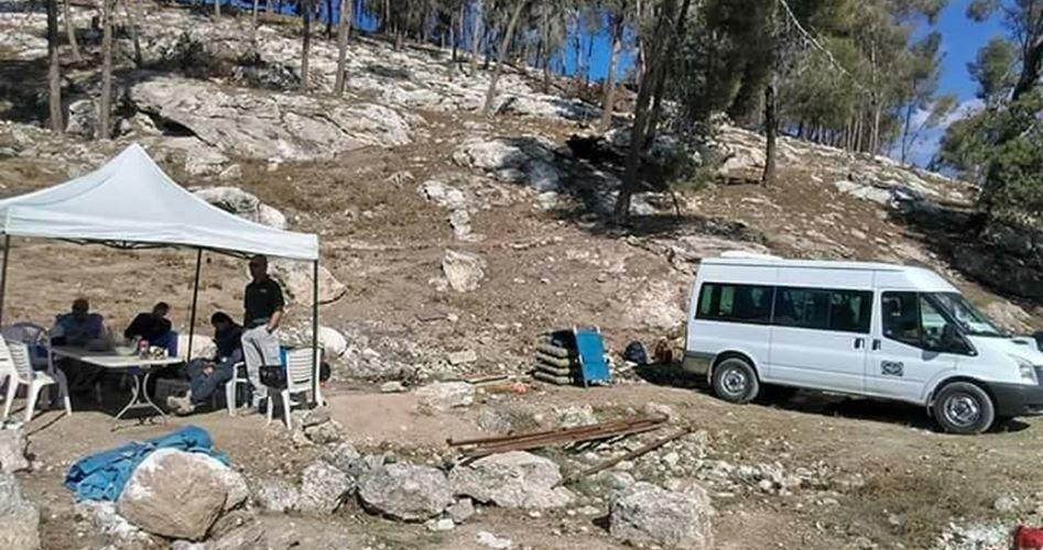 Landmines Jenin