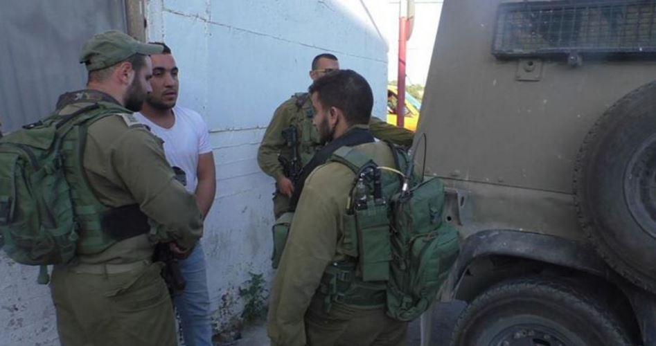 Nabi Saleh detained Fatah official