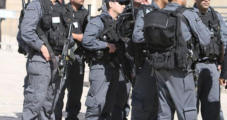 Palestinian arrested possible anti-occupation attack