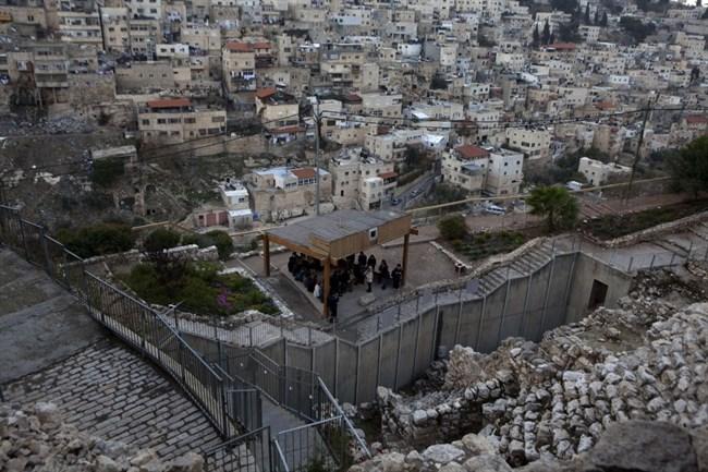 Silwan Arab Jerusalem