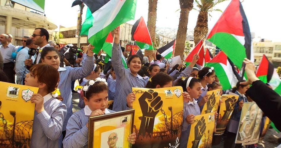 Sit-in Nablus