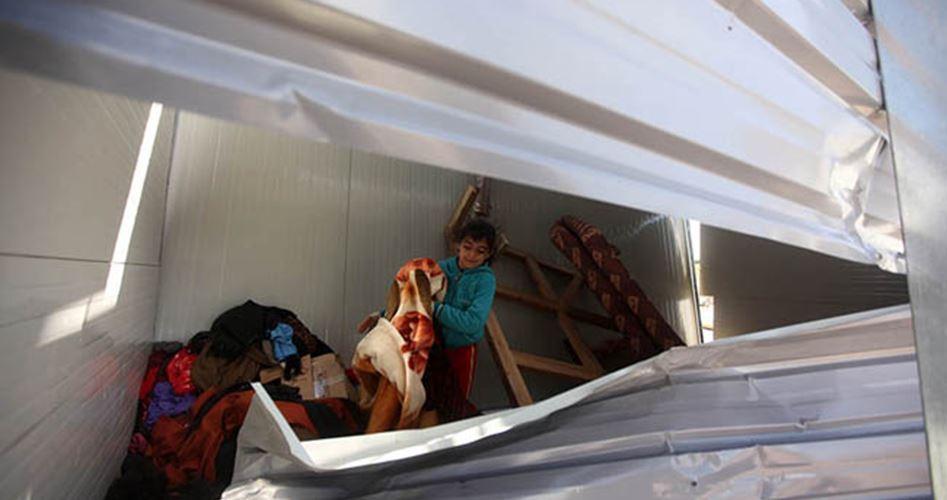 Children Gaza food