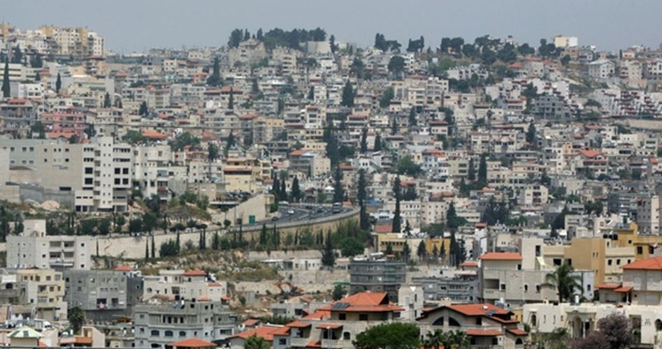 Greater Jerusalem bill