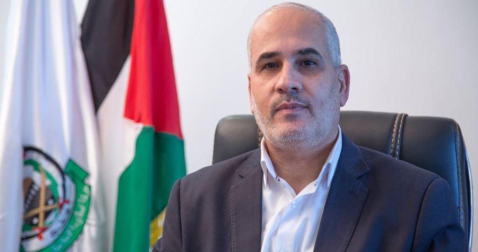 Hamas's spokesman Barhoum