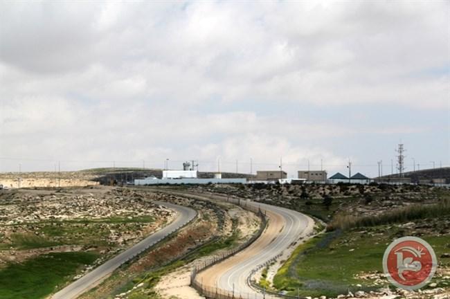 Hebron hills