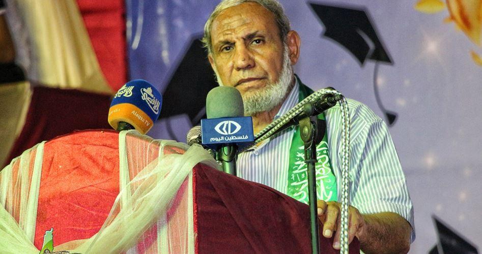 Mahmoud al-Zahhar about prisoners