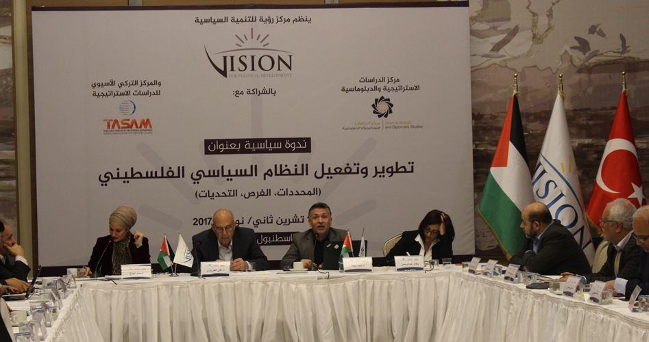 Palestinian political system