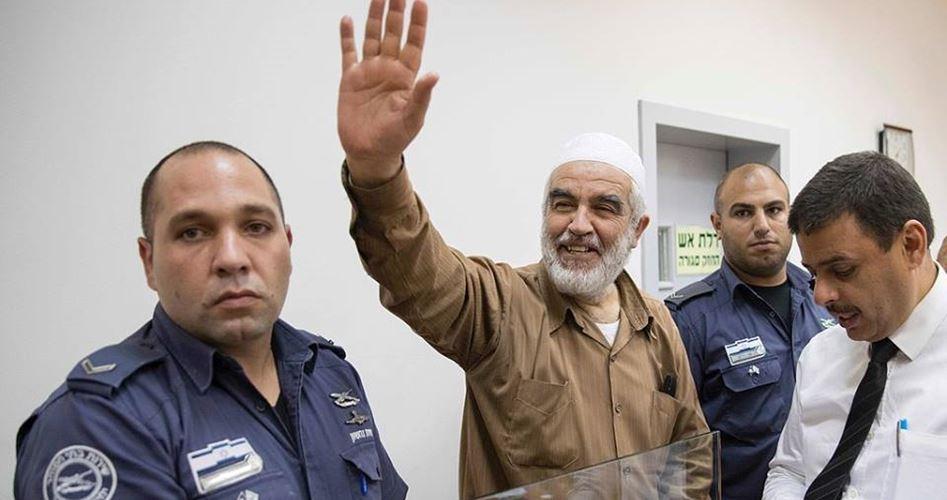 Sheikh Raed Salah release