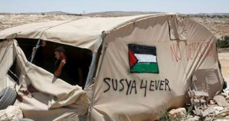 Susya demolition delayed