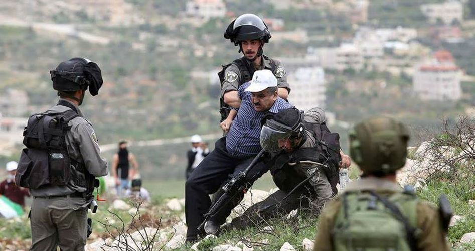 118 arrests Gaza 2017