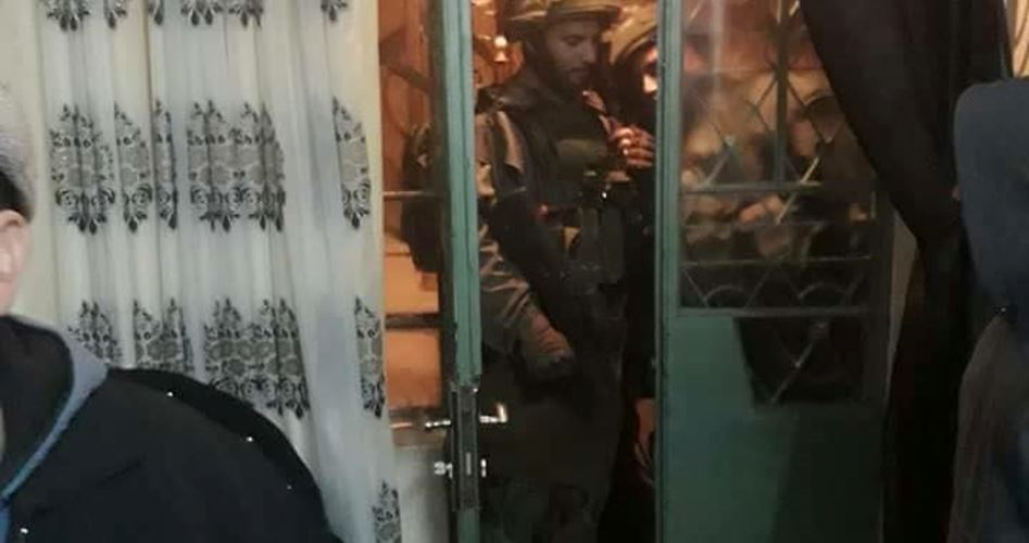 Civilians arrested