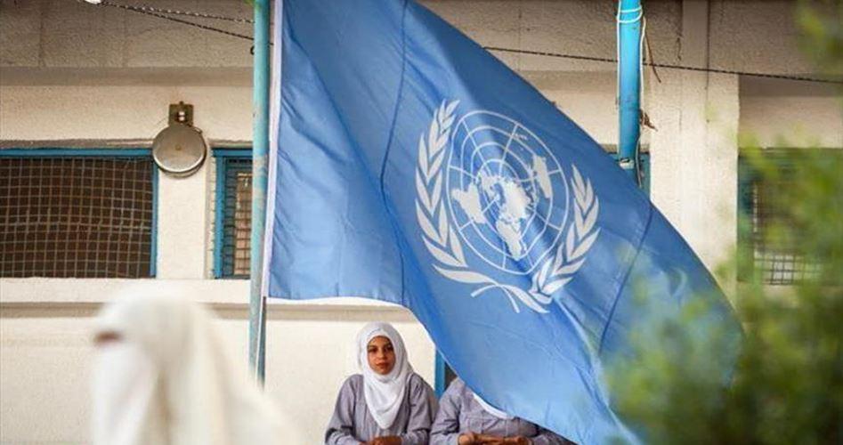 Grant UNRWA frozen