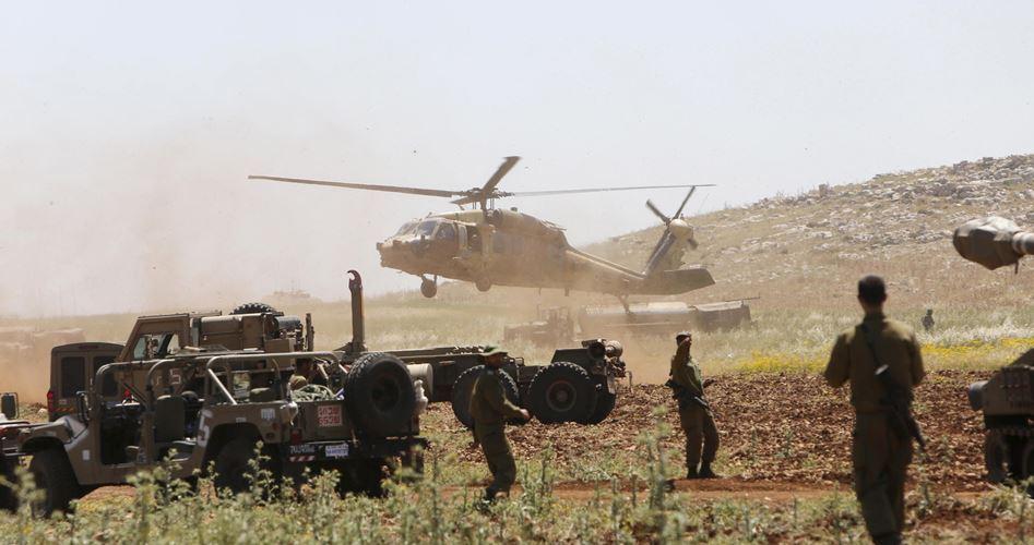 Military drills 3 days