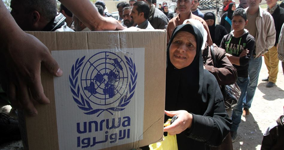 UNRWA funds
