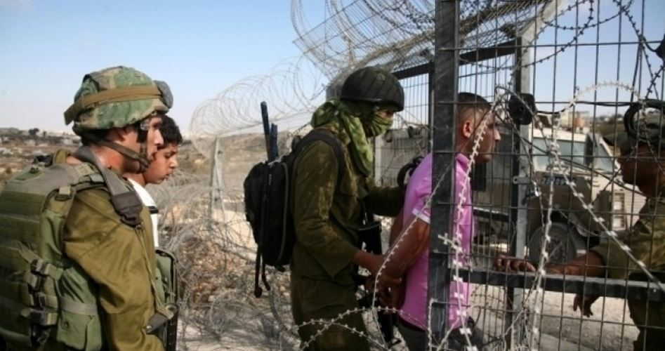 5 Pal's kidnapped Gaza border