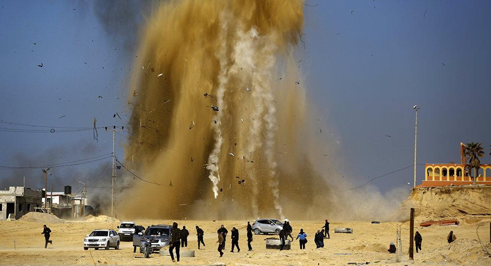 Hamas targeted