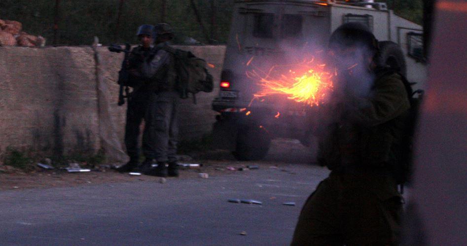 Nablus clashes