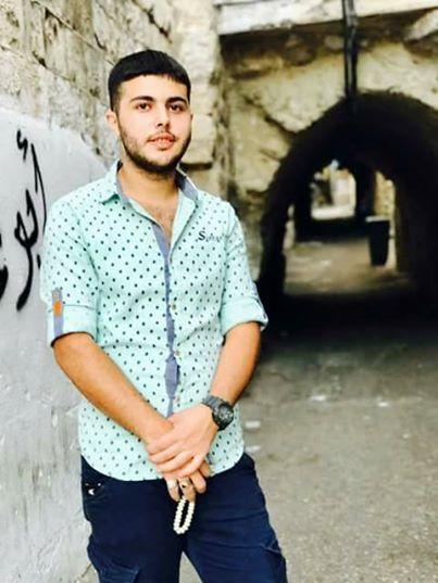 Nablus clashes1