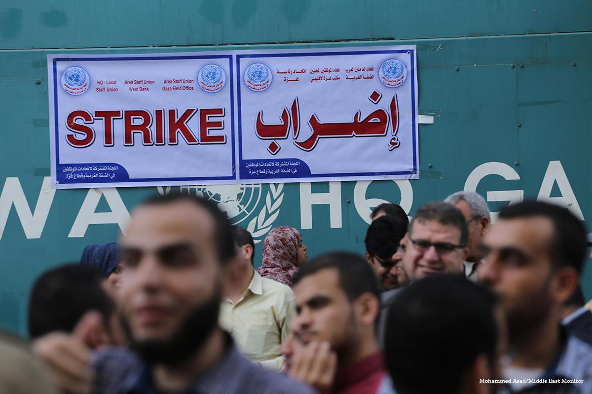 Strike Gaza