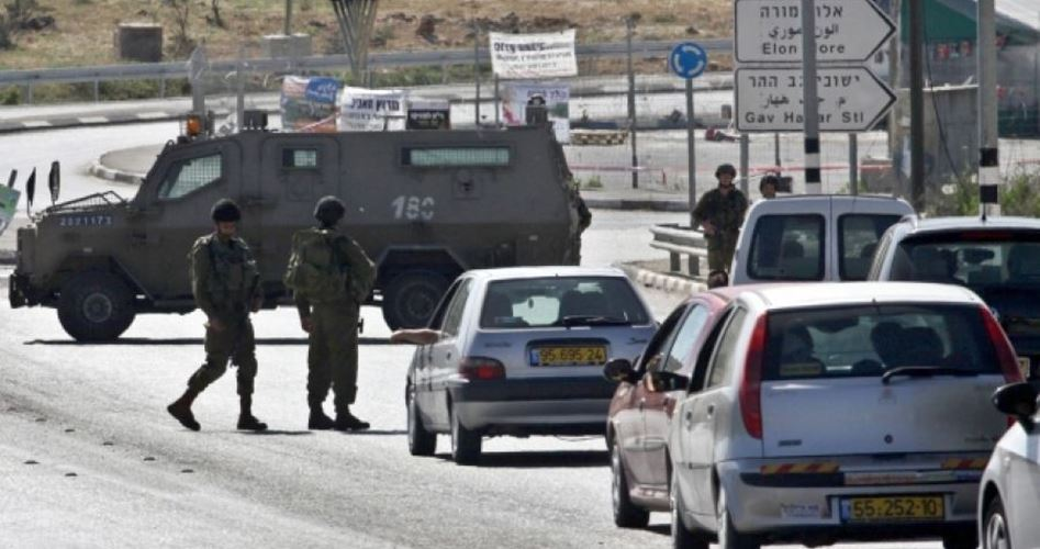 Checkpoint Nablus
