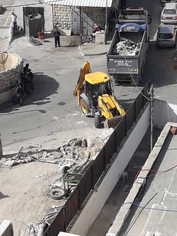 Demolition house Silwan1