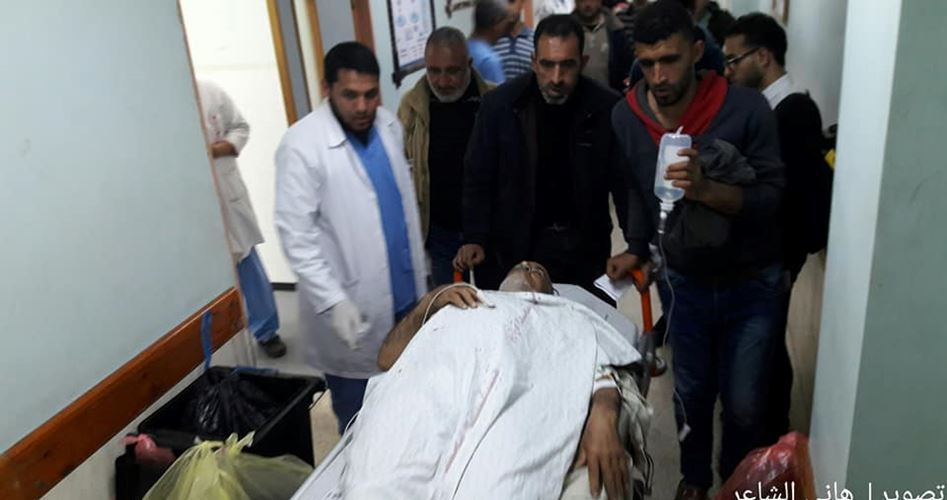 Mohammad Abu Jami died at wounds