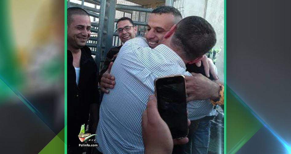 Mohammad Shawahna free after 16 years