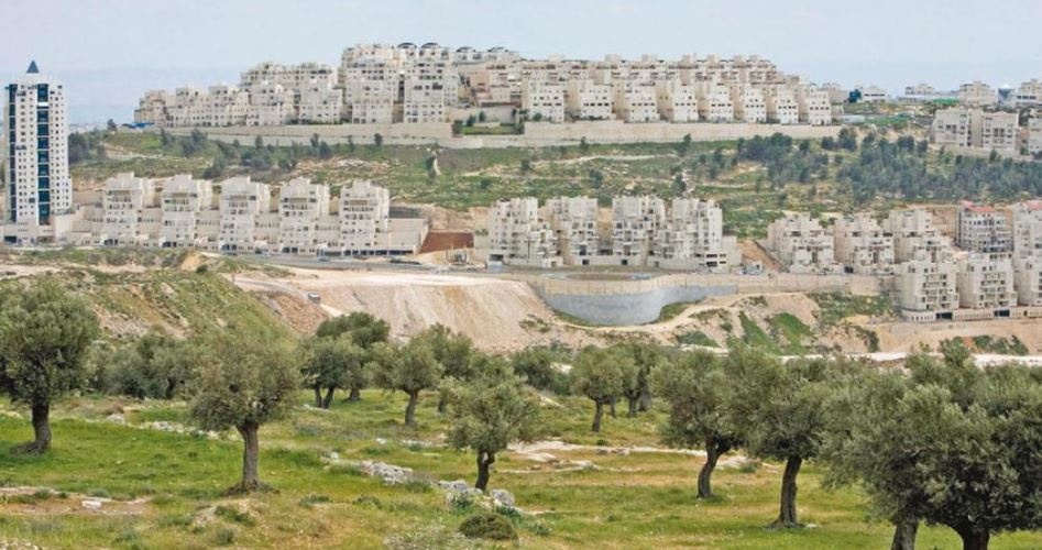 New settlement near Al Quds