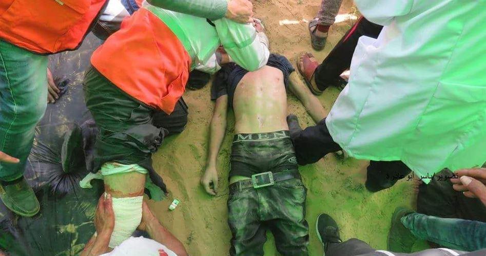 11 medics injured