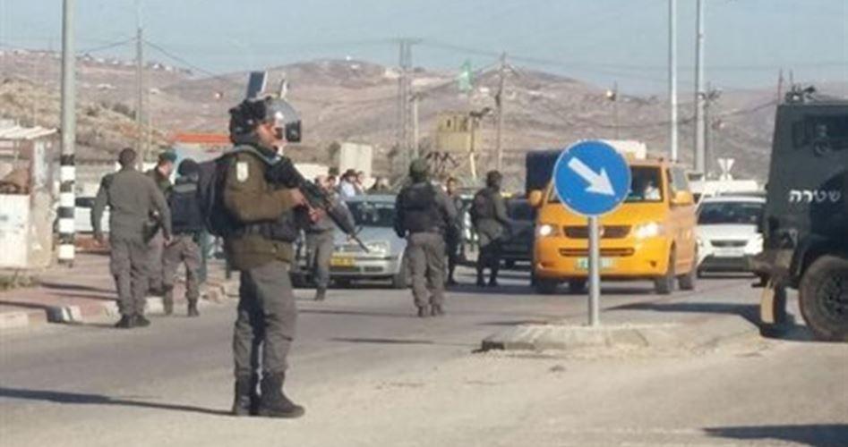 Beit El checkpoint