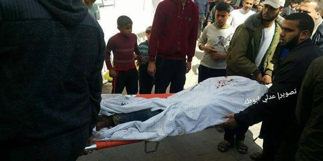 Rafah killings