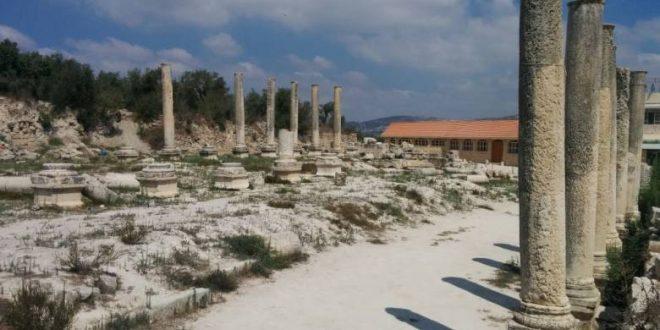 Sebastia archeo site