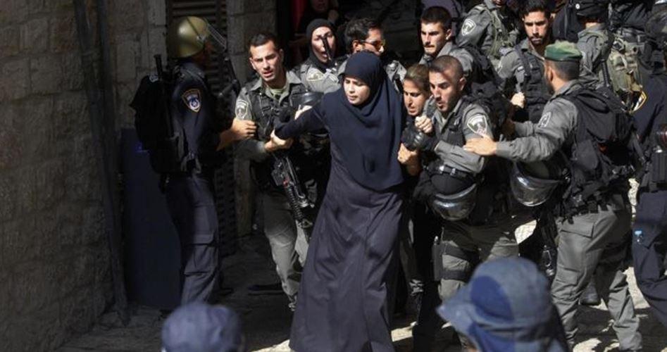 50 woman jail