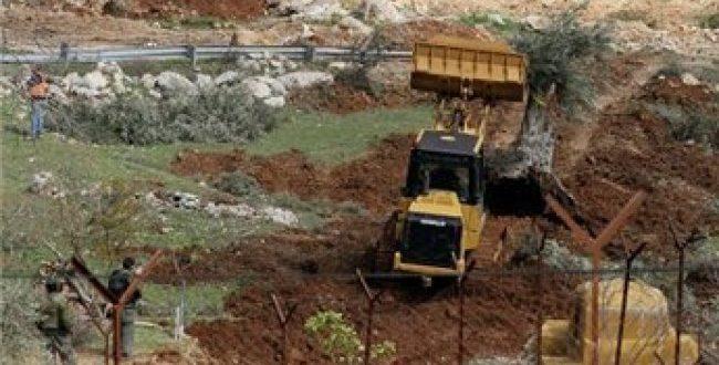 Salfit bulldozers