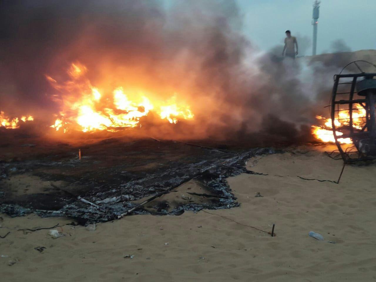 Awda camp Gaza1