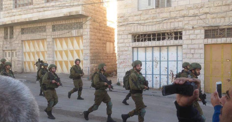 Clashes Beit Ummar