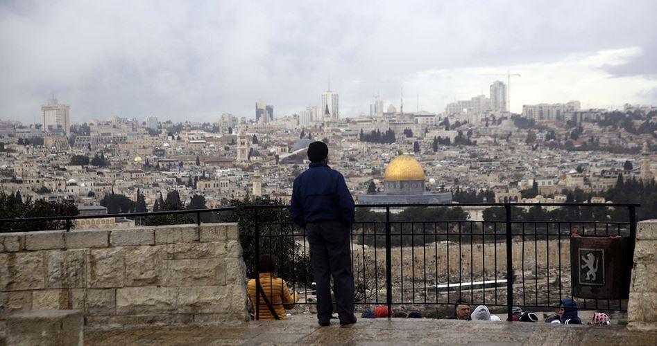 Elections Jerusalem