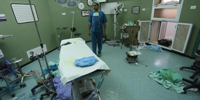Health care Gaza
