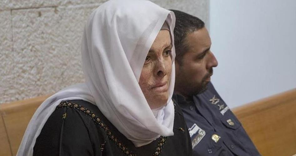 Israa Jaabis HaSharon